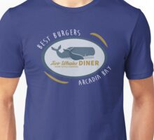 Two Whales Diner Shirt Unisex T-Shirt