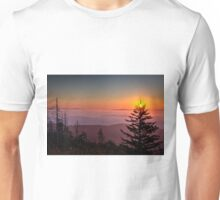 Sunrise Over the Smoky's III Unisex T-Shirt