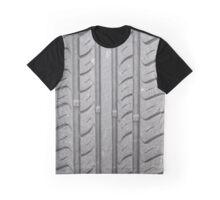 Tyre Tread 3 Graphic T-Shirt