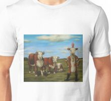 Against The Herd Unisex T-Shirt