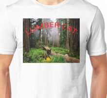 Lumber cat  Unisex T-Shirt