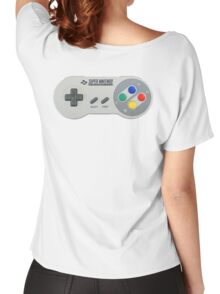SNES Controller Women's Relaxed Fit T-Shirt