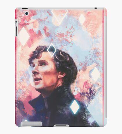 A Study In Pink!  iPad Case/Skin