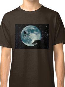 BB8 e.t. cycling moon Classic T-Shirt