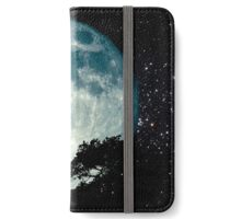 BB8 e.t. cycling moon iPhone Wallet/Case/Skin