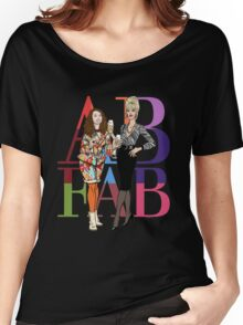Absolutely Fabulous Ab Fab Women's Relaxed Fit T-Shirt