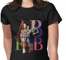 Absolutely Fabulous Ab Fab Womens Fitted T-Shirt
