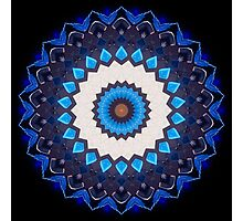 Modern Mandala Art 75 Photographic Print