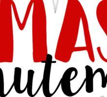 UMass Minutemen Sticker