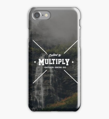Multiply Cross iPhone Case/Skin