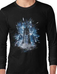 exterminate storm Long Sleeve T-Shirt