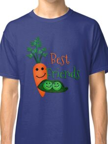 Best Friends, Peas and  Carrots Classic T-Shirt