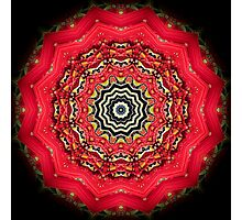 Modern Mandala Art 83 Photographic Print
