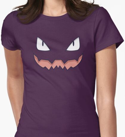 Sludge Bomb Womens Fitted T-Shirt