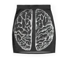 Negative Hemispheres Mini Skirt