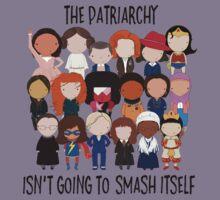 Patriarchy, SMASH Kids Tee