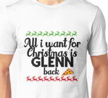 All I want for Christmas is Glenn, v2 Unisex T-Shirt