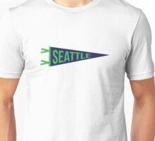 Seattle Pennant Unisex T-Shirt