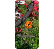 Spring Flowers II iPhone Case/Skin