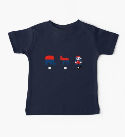 Vote for the Mario Party Baby Tee