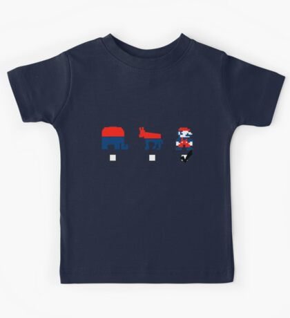 Vote for the Mario Party Kids Tee