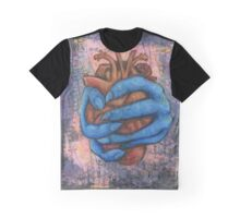 Anxious Heart Graphic T-Shirt