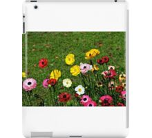 Spring Flowers III iPad Case/Skin