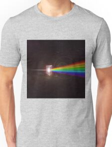 Light Prism Color Spectrum Unisex T-Shirt