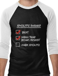 Apocalypse Men's Baseball ¾ T-Shirt