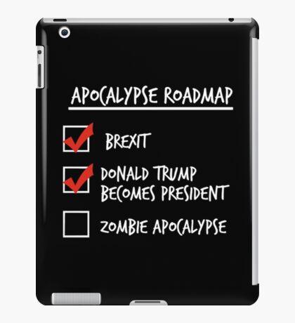 Apocalypse iPad Case/Skin