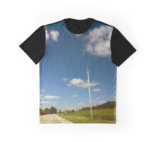 Country Road Graphic T-Shirt