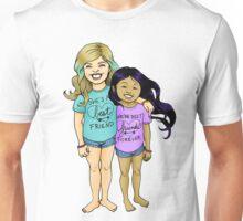Gracie & Alba - BFFs Unisex T-Shirt