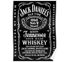Daniels Jack Poster