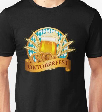 Oktoberfest Beer Festival German Drinking Party  Unisex T-Shirt