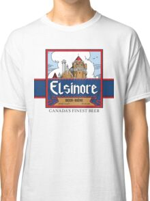 """""""Elsinore Beer"""" - as seen on """"Strange Brew"""" Classic T-Shirt"""