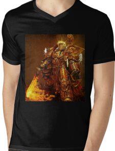 God Emperor Trump Mens V-Neck T-Shirt