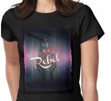 Rebels Star Wars Womens Fitted T-Shirt