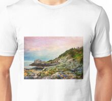 Gull Rock, Monhegan Island, Maine Unisex T-Shirt