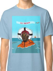 Lil Yachty in ocean Lil Boat Classic T-Shirt