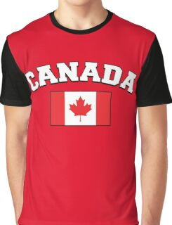 Canada Supporters Graphic T-Shirt