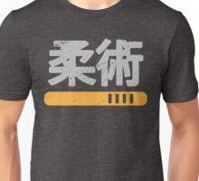 Japanese Kanji Jiu-Jitsu Unisex T-Shirt