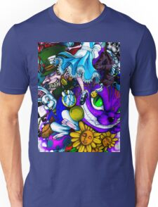 Scary Face 1 Unisex T-Shirt