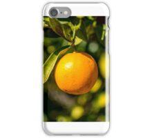 Lucious orange iPhone Case/Skin
