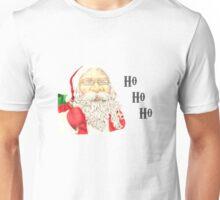 Jolly Santa Unisex T-Shirt