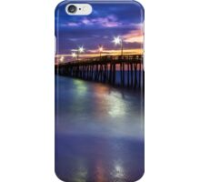 Nags Head Fishing Pier iPhone Case/Skin