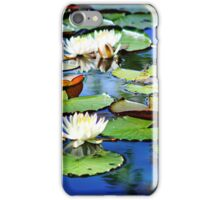 The Lily Pond iPhone Case/Skin