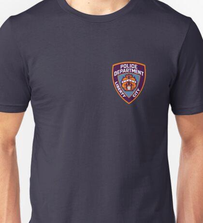 GTA Grand Theft Auto - Liberty City Police v2 Unisex T-Shirt