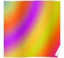 Soft Colour Blend 171116(02) Poster
