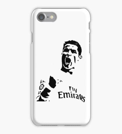 Cristiano Ronaldo Soccer Celebrate Fist Pump iPhone Case/Skin