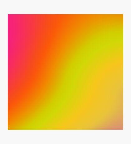 Soft Colour Blend 171116(03) Photographic Print